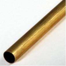 Труба латунная 40,0х11,0 ЛЖМц59-1-1