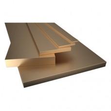 Бронзовая полоса (плита) 10,0мм БрАЖ9-4