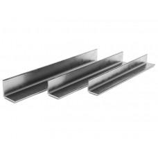 Уголок нержавеющий гнутый зеркальный 20х20х1,5х6000 AISI 304 (08Х18Н10)