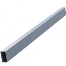 Алюминиевая труба прямоугольная 20 АД31Т1